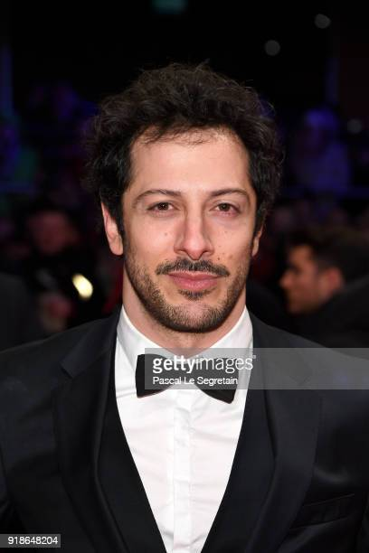 Fahri Yardim attends the Opening Ceremony 'Isle of Dogs' premiere during the 68th Berlinale International Film Festival Berlin at Berlinale Palace on...