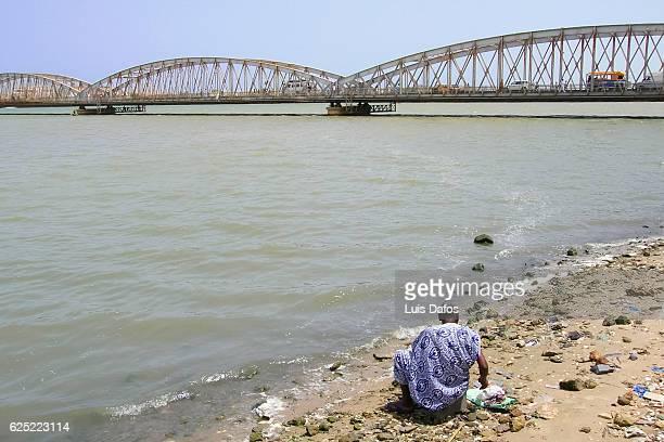 faidherbe bridge - dafos stock photos and pictures