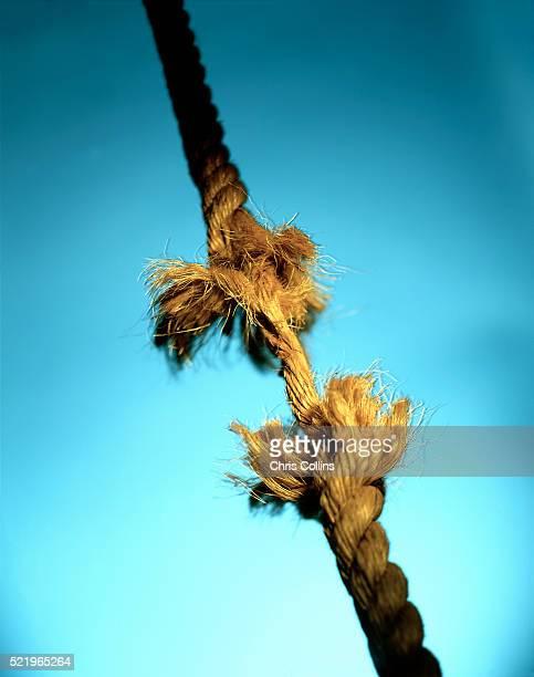 Failing rope