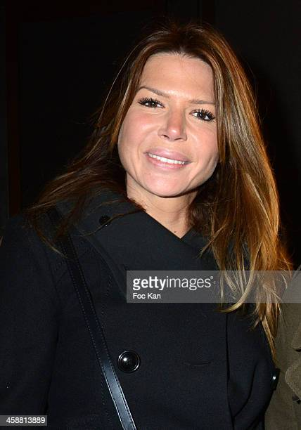 'Faim de Vie' actress Alexandra Genoves attends the 'Heroines' Women Short Movies Screening Cocktail Hosted By 'Le Jour Le Plus Court' At The Cinema...