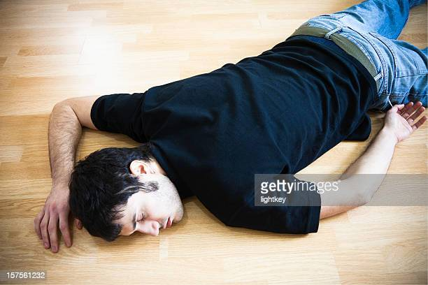fainted man - dead body stock pictures, royalty-free photos & images