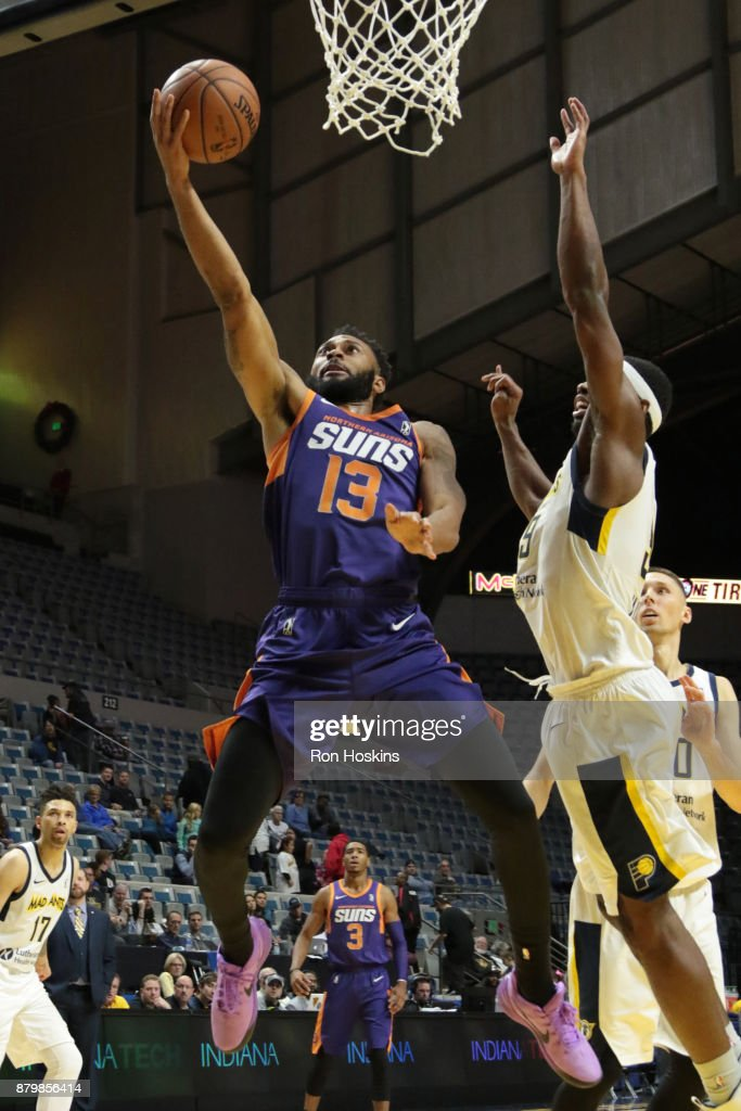Northern Arizona Suns v Fort Wayne Mad Ants