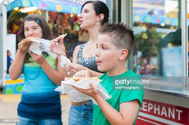 fair food - agricultural fair stock pictures, royalty-free photos & images
