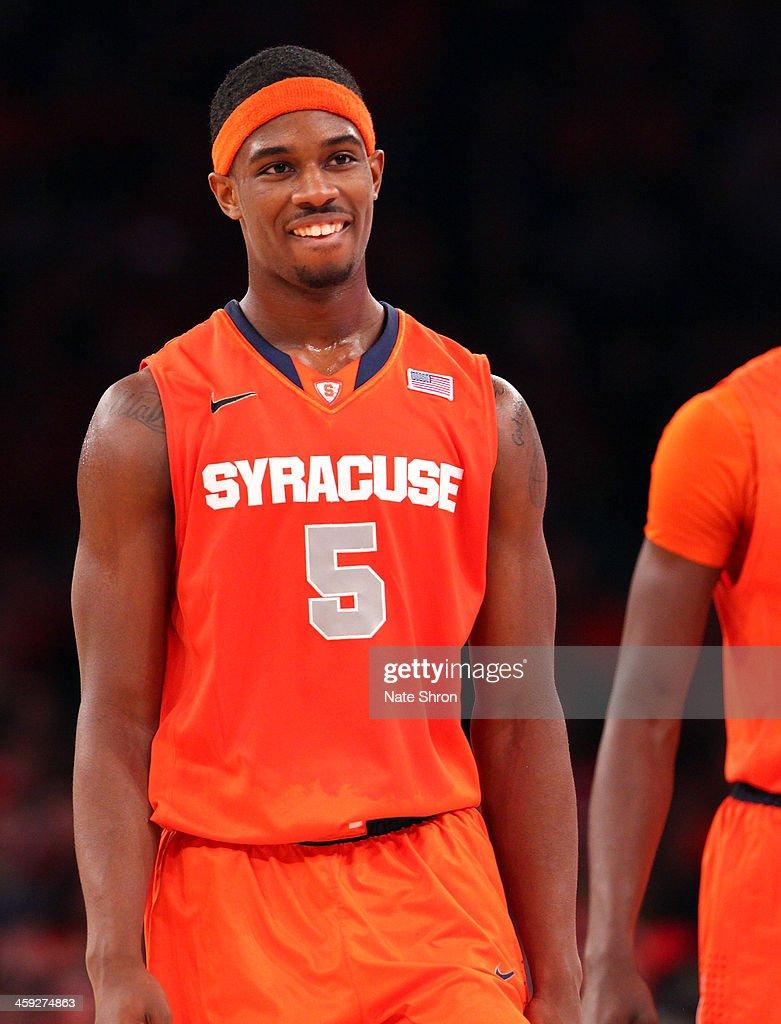 Syracuse v St John's