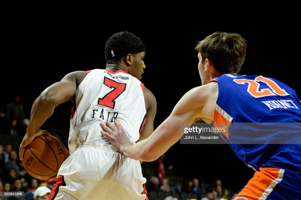 Westchester Knicks v Windy City Bulls
