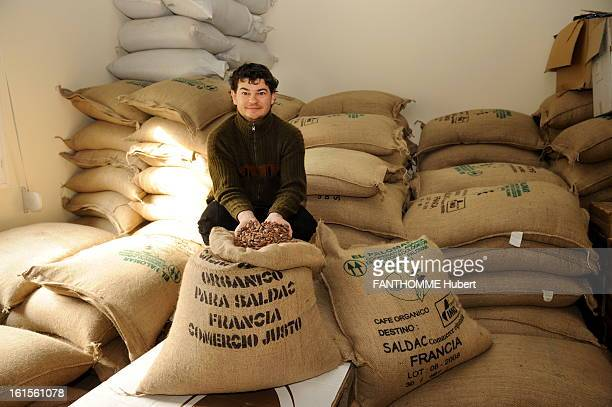 Kolya Arche Kolya is the founder of ARK Saldac a company that sells coffee Montelimar and other organic products and equitable from Latin America...