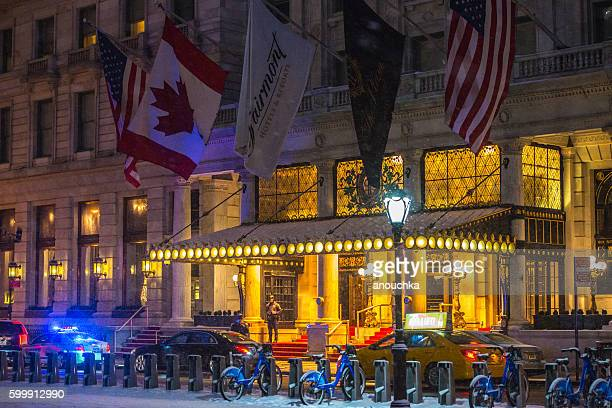 Fairmont The Plaza Hotel, New York, USA