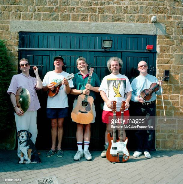 Fairport Convention British folk rock band circa May 2007 Dave Mattacks Dave Pegg Simon Nicol Maartin Allcock and Chris Leslie When the band formed...