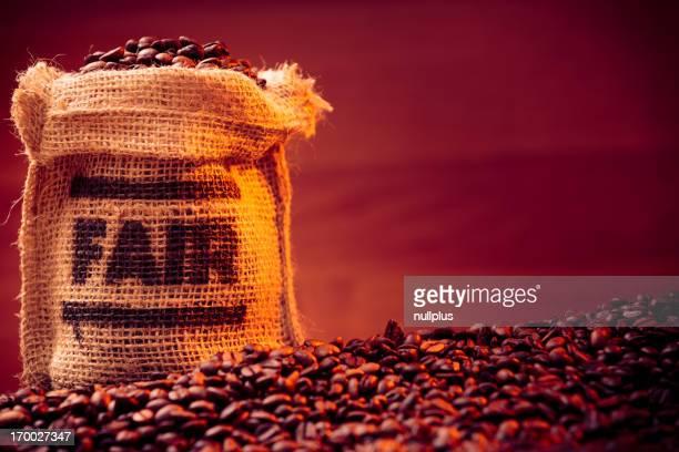 fairtrade Kaffee Bohnen