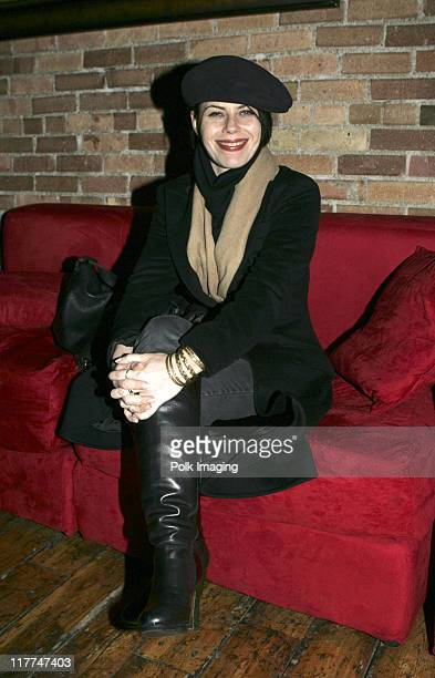 Fairuza Balk at the Premiere Film and Music Lounge
