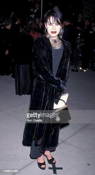 Fairuza Balk at the Vanity Fair Oscar Party Morton's Restaurant West Hollywood