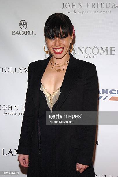 Fairuza Balk attends HOLLYWOULD Fall 2006 Presentation at Christie's Auction House on February 8 2006 in New York