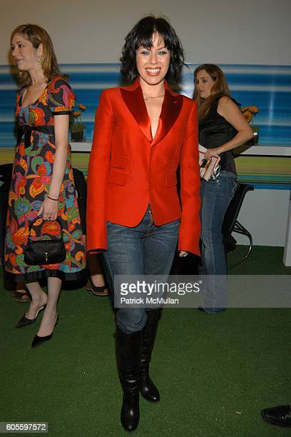 Fairuza Balk attends the Aloft W Lounge at Bryant Park on February 5 2006 in New York City