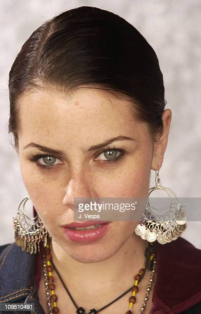 Fairuza Balk during 2002 Sundance Film Festival 'Personal Velocity' Portraits at Harry O's in Park City Utah United States