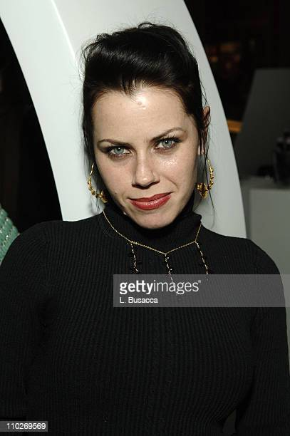 Fairuza Balk during 2006 Park City 'Don't Come Knocking' Dinner in Park City Utah United States