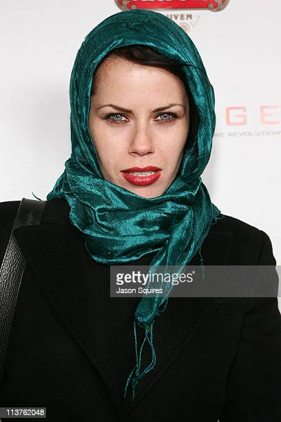 Fairuza Balk during 2006 Park City Sony/BMG Film Launch Party at 573 Main Street in Park City Utah United States