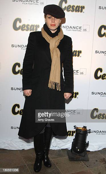 Fairuza Balk during 2006 Sundance Film Festival Cesar Spa For Small Dogs Day 2 at 577 Main Street in Park City Utah United States