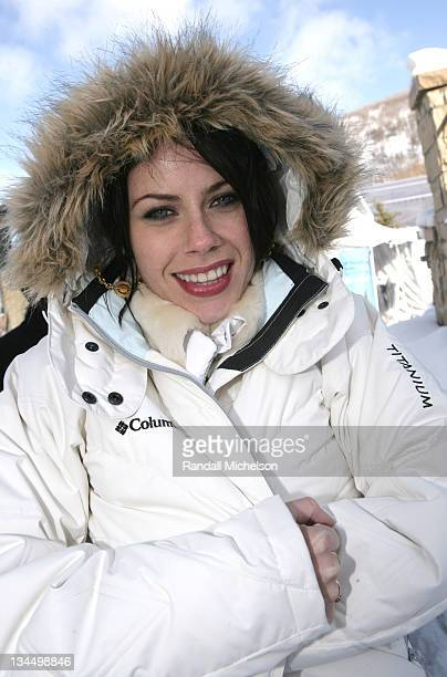 Fairuza Balk during 2006 Sundance Film Festival 'Don't Come Knocking' Outdoor Portraits in Park City Utah United States