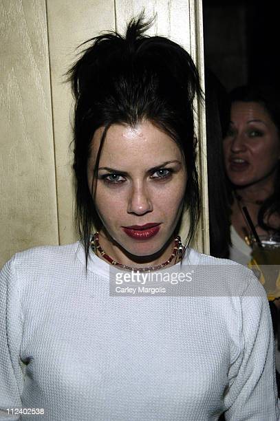 Fairuza Balk during 2006 Sundance Film Festival Sony BMG Feature Film Launch Party at Cain Park City at Cain Park City in Park City Utah United States
