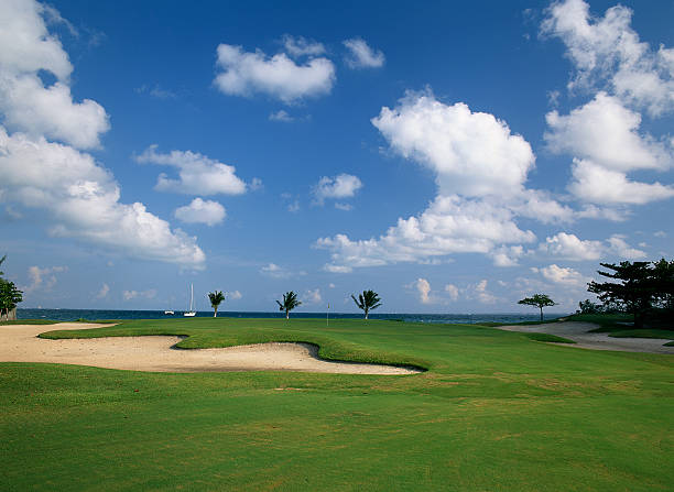 Fairway at Pok-Ta-Pok Club de Golf