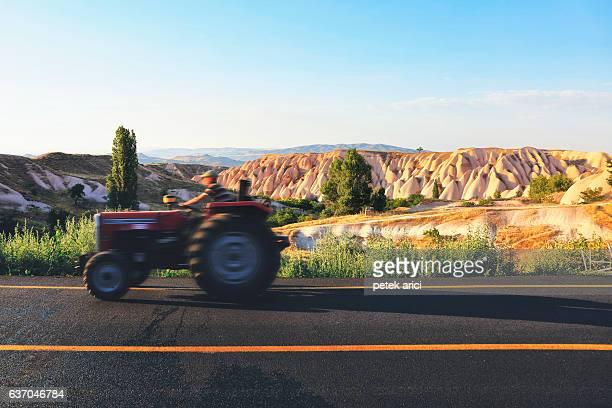 fairy chimneys; cappadocia, turkey - rock hoodoo stock pictures, royalty-free photos & images