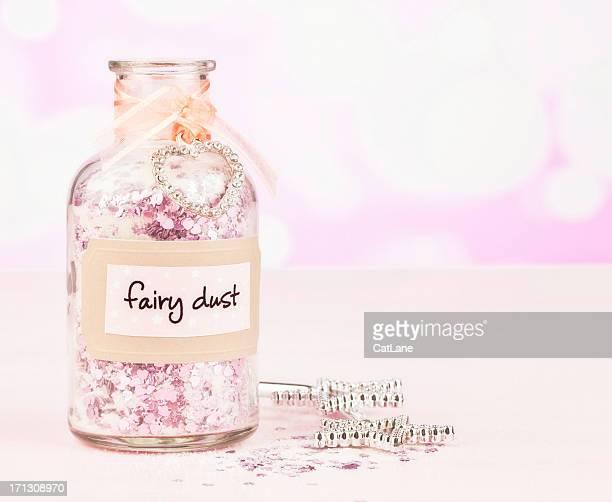 Fairy Dust and Magic Wand