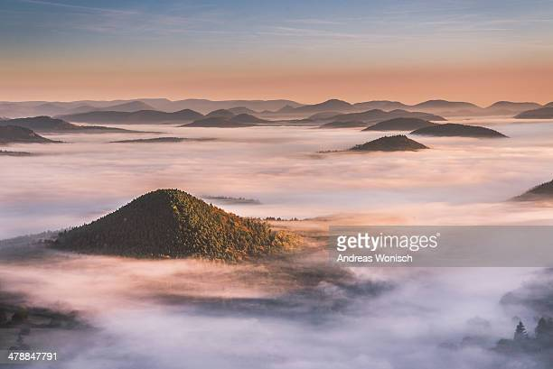 Fairy Tale Hills of the Palatinate Forest