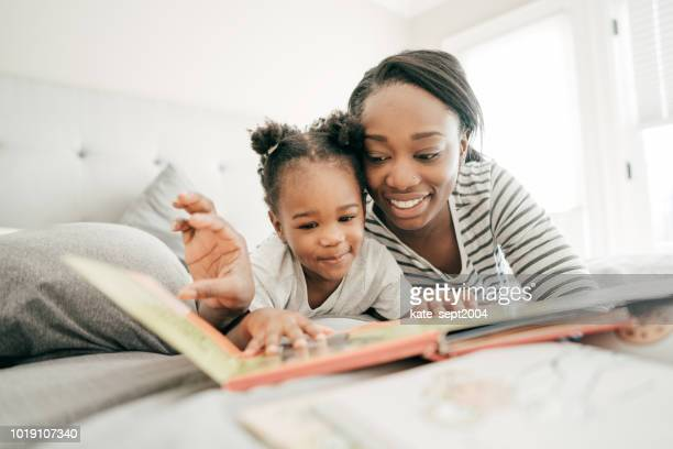 fairy tales kids love - reading stock pictures, royalty-free photos & images