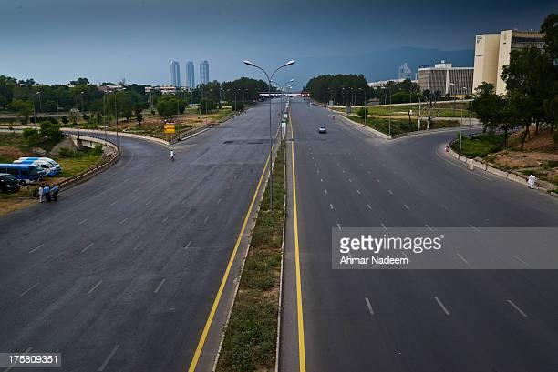 Faisal Ave Islamabad
