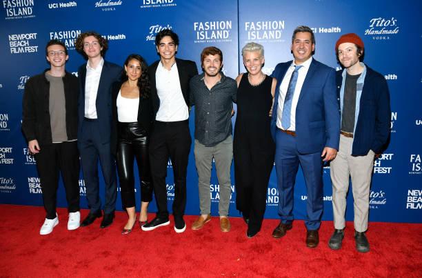 "CA: 22nd Annual Newport Beach Film Festival: Screening Of ""The Falconer"""