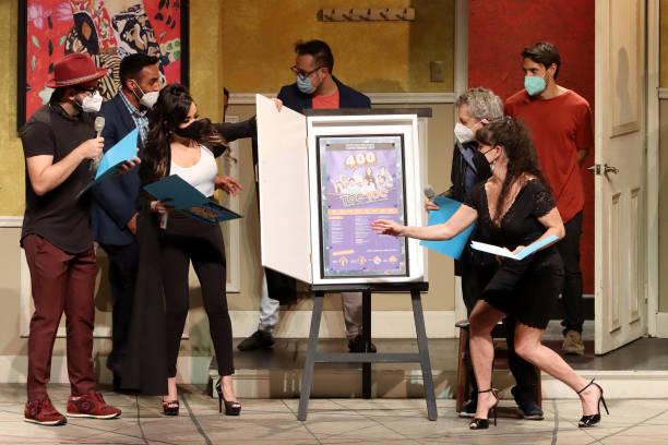 """MEX: """"TOC TOC"""" Celebrates 400 Shows"""