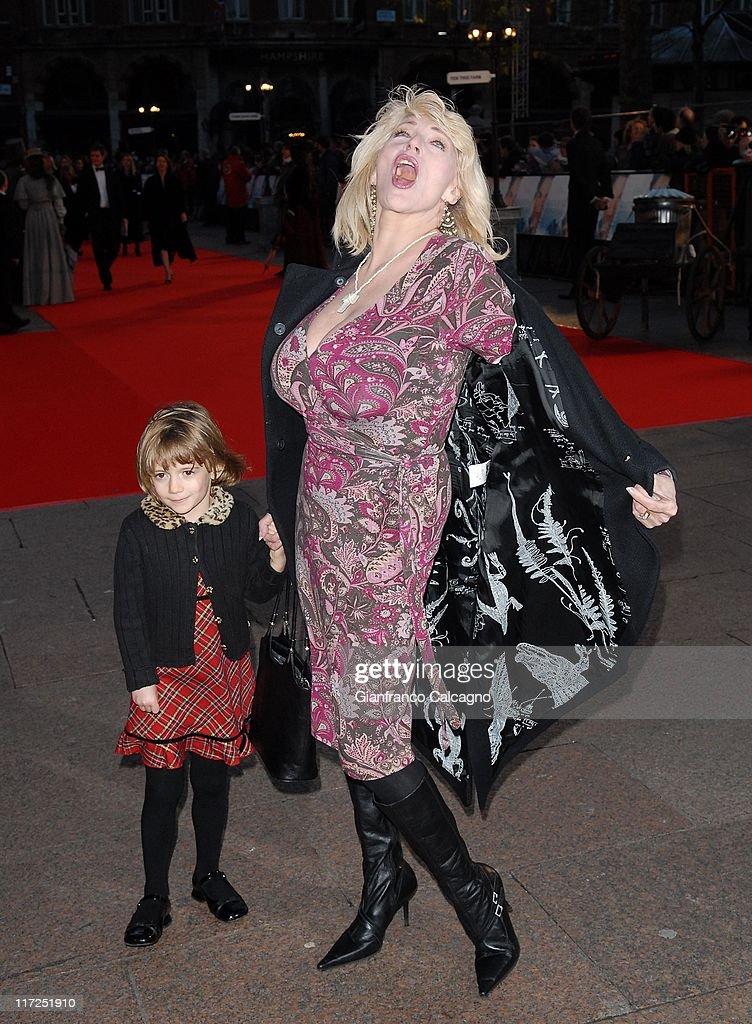 Miss Potter London Premiere - Arrivals : News Photo