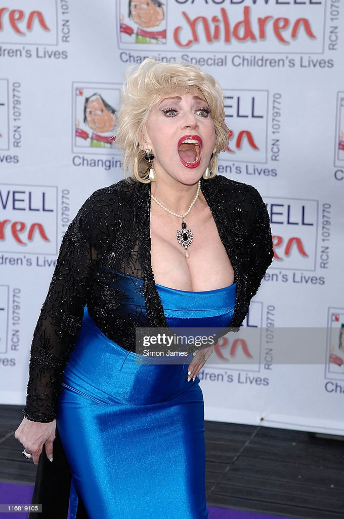 """Caudwell Children """"Legends"""" Charity Ball - May 8, 2008 : News Photo"""