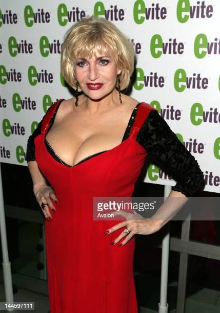 Faith Brown at The Evite Glamouroke Evening Embassy Nightclub London Thursday 26th April 2007 21678