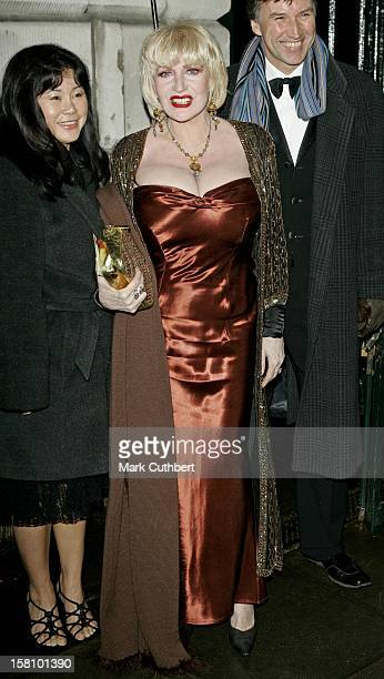 Faith Brown Attends The Childline Mission Enfance Royal Gala Dinner At London'S Banqueting House