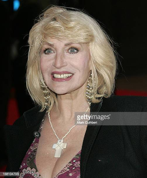 Faith Brown Attends The 'Miss Potter' Uk Film Premiere At The Odeon Cinema In London'S Leicester Square