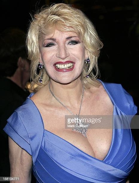 Faith Brown Attends The Royal Variety Performance At The Coliseum In London
