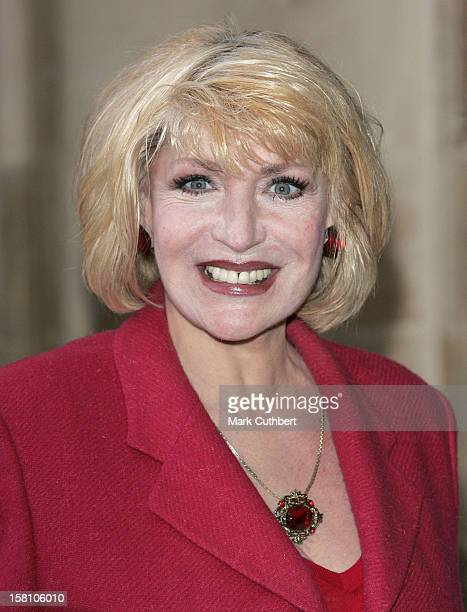 Faith Brown Attends The Women'S Own Children Of Courage Award At London'S Westminster Abbey