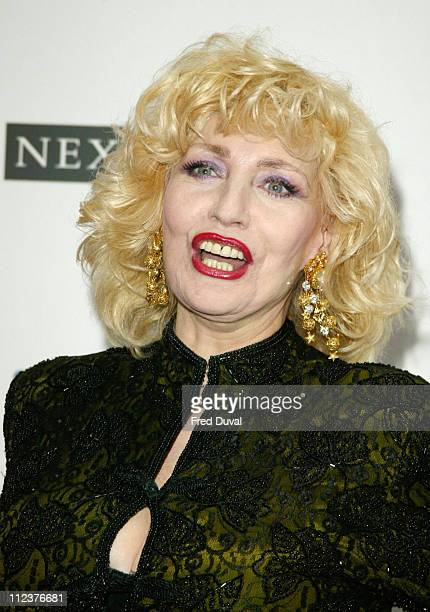 Faith Brown during 2004 Breathing Life Awards Presented by the Cystic Fibrosis Trust Arrivals at Lancaster Gate Hotel in London England Great Britain