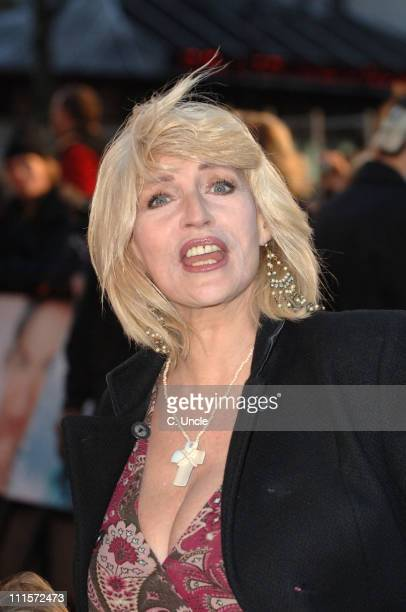 """Faith Brown during """"Miss Potter"""" London Premiere - Arrivals at Odeon Leicester Square in London, Great Britain."""