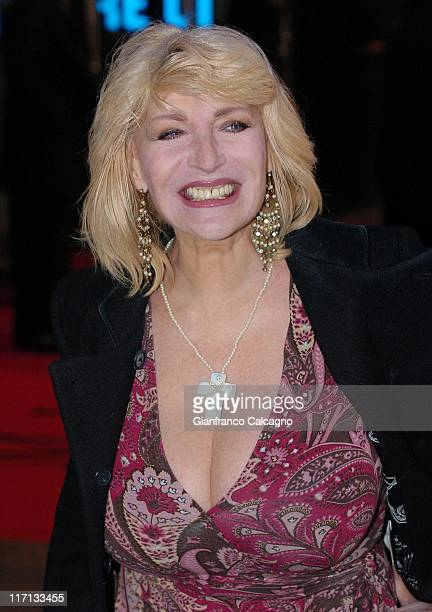 Faith Brown during Miss Potter London Premiere - Arrivals at Odeon Leicester Square in London, Great Britain.