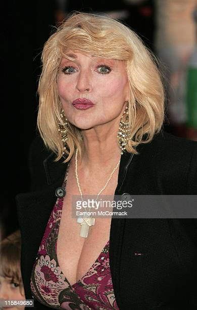 """Faith Brown during """"Miss Potter"""" London Premiere - Red Carpet Arrivals at Odeon Leicester Square in London, United Kingdom."""