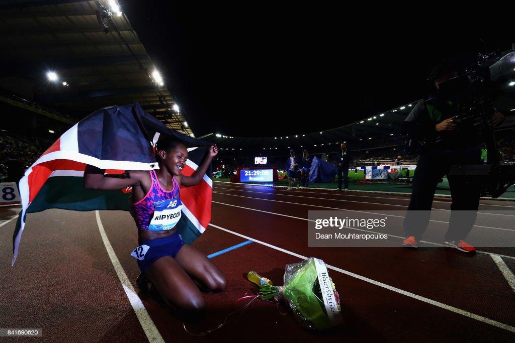 Brussels - IAAF Diamond League 2017 : News Photo