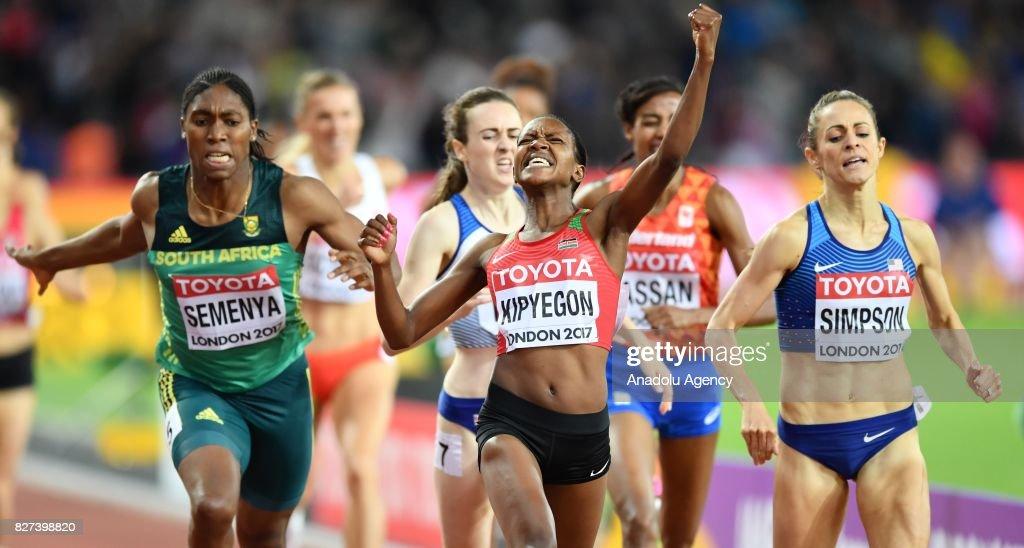 IAAF Athletics World Championships London 2017 - Day 4 : News Photo