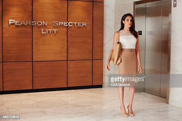 SUITS 'Faith' Episode 510 Pictured Meghan Markle as Rachel Zane