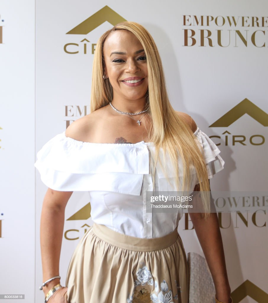 Faith Evans at Four Seasons Hotel Los Angeles at Beverly Hills on June 23, 2017 in Los Angeles, California.