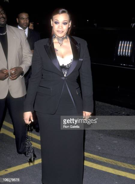 Faith Evans during BMG PostGrammy Party at Hollywood Palladium in Hollywood California United States