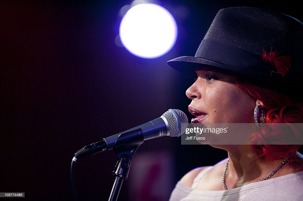 Faith Evans Hosts Power99 Listener Party : News Photo