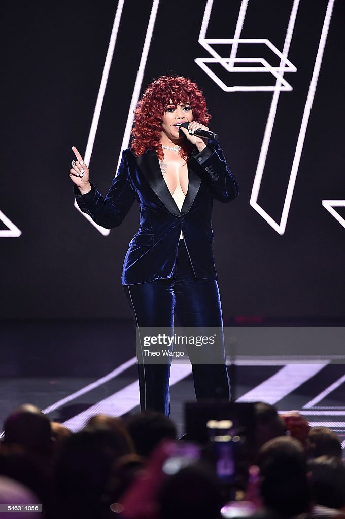 VH1 Hip Hop Honors: All Hail The Queens - Show : News Photo
