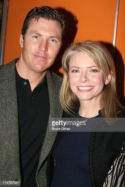 Faith Ford and husband Campion Murphy **EXCLUSIVE COVERAGE**